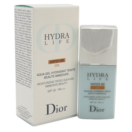 Christian Dior Hydra Life Water BB Moisturizing Tinted Aqua-Gel SPF 30 - # 030 Moisturizer - 1 (Dior Hydra Life Pro Youth Skin Tint 2)