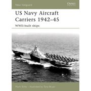 US Navy Aircraft Carriers 194245 - eBook