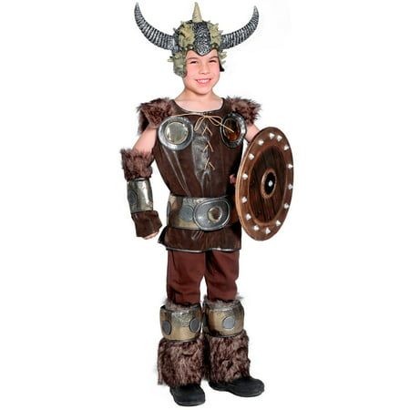 Halloween Boy's Viking Set Child Costume](Viking Halloween Costumes Kids)