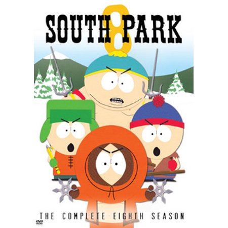 South Park: The Complete Eighth Season (DVD) - South Park Halloween Wallpaper