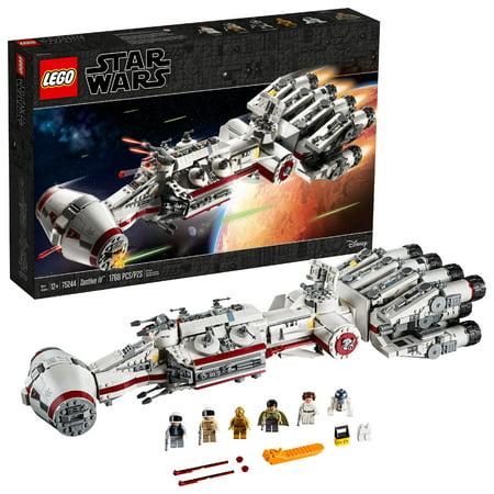 LEGO Star Wars Tantive IV 75244 Toy Star Ship Building Kit (1768