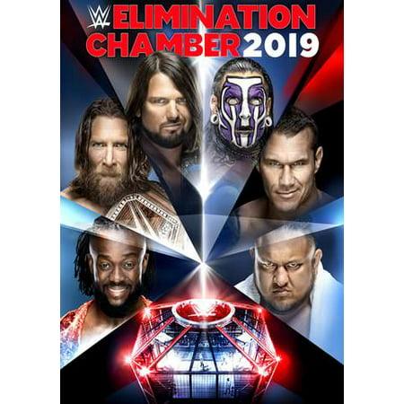WWE: Elimination Chamber 2019 (Best Elimination Chamber Matches)