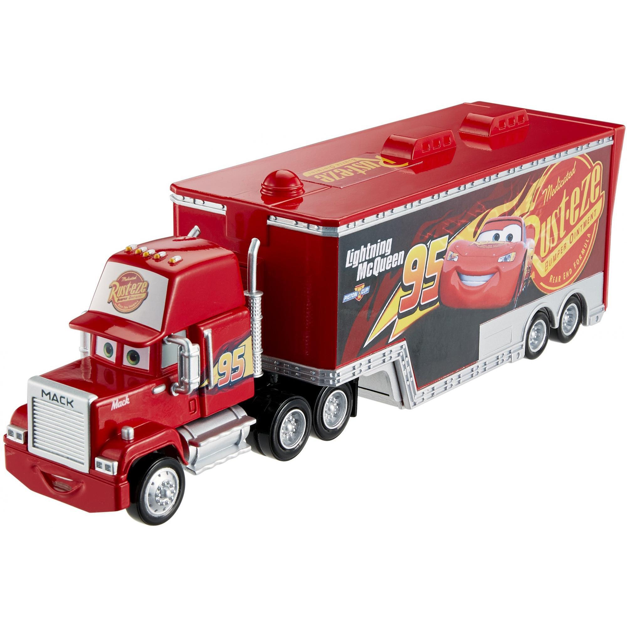Disney Pixar Cars 3 Mack Hauler Die Cast Character Vehicle