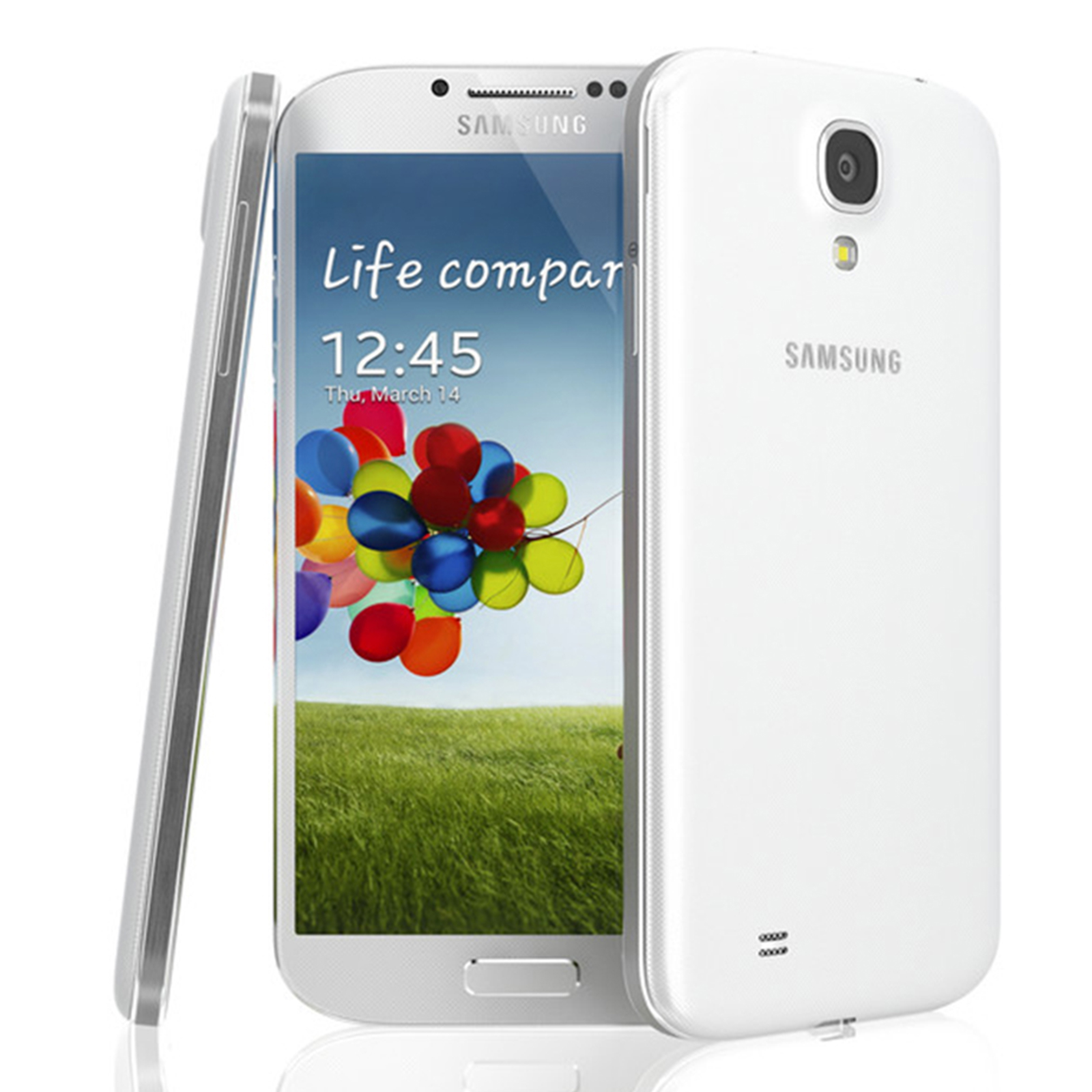 "Samsung Galaxy S4 5"" Cell Phone 13MP 16GB T-Mobile Unlock..."