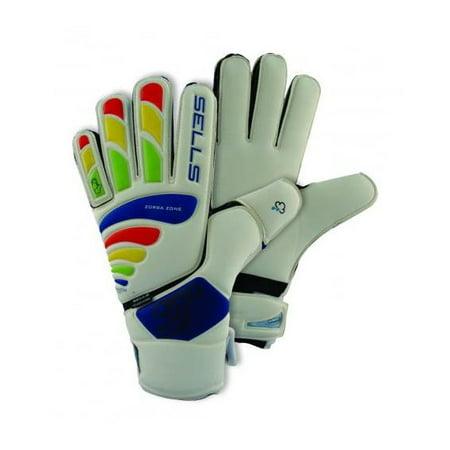 Total Contact Aqua Goalie Glove  8