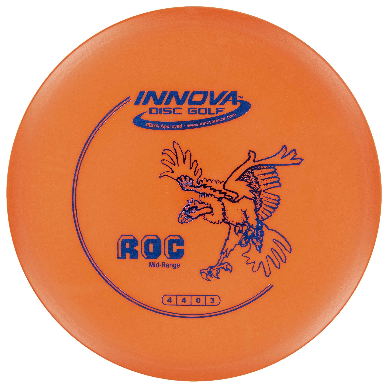 Innova Disc Golf DX Roc Mid-Range disc