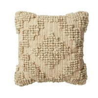Better Homes and Gardens Aztec Cream Decorative Pillow