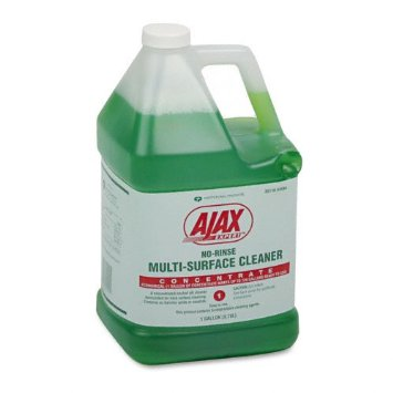 4 PACKS : AJAX No-Rinse Surface Cleaner