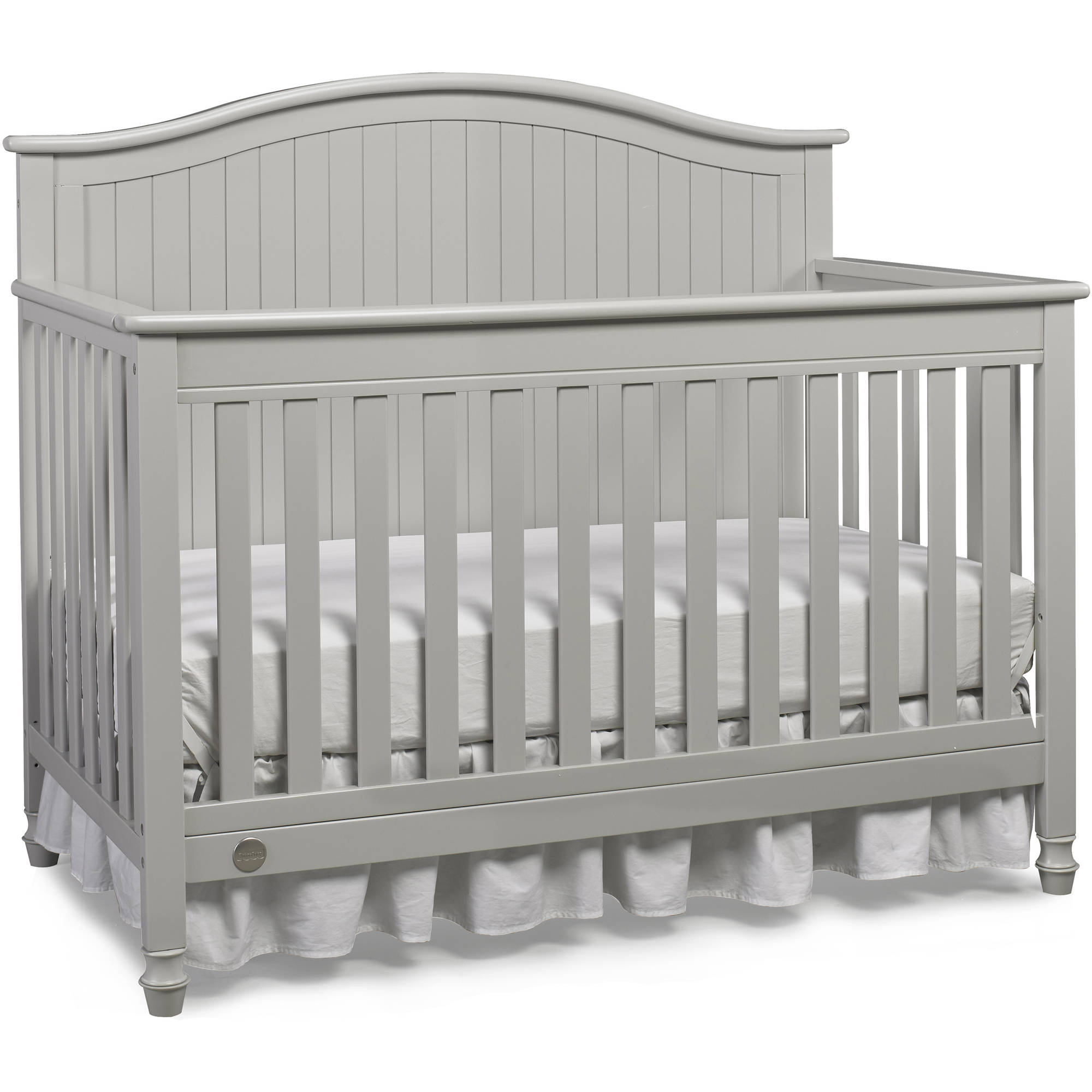 Fisher-Price Delmar 4-in-1 Convertible Crib Gray