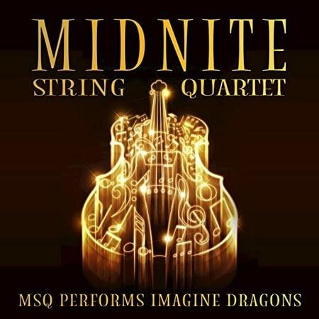 Midnight String Quartet Performs Imagine Dragons (CD) Stamps Quartet Music