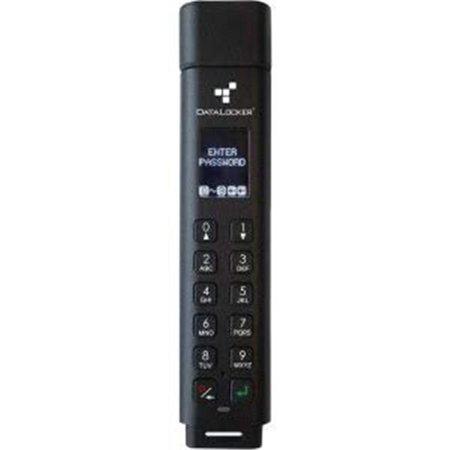 DataLocker SK300-016 K300 Encrypted Keypad Micro SSD 16GB Flash Drive - image 1 of 1