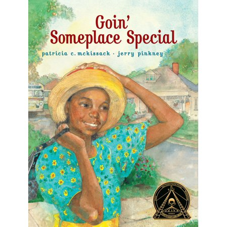 Goin' Someplace Special (Reading Gives Us Someplace To Go Quote)