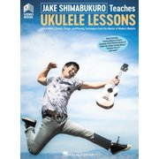 Jake Shimabukuro Teaches Ukulele Lessons - eBook