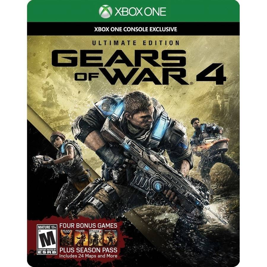 Gears of War 4 LE (Xbox One)