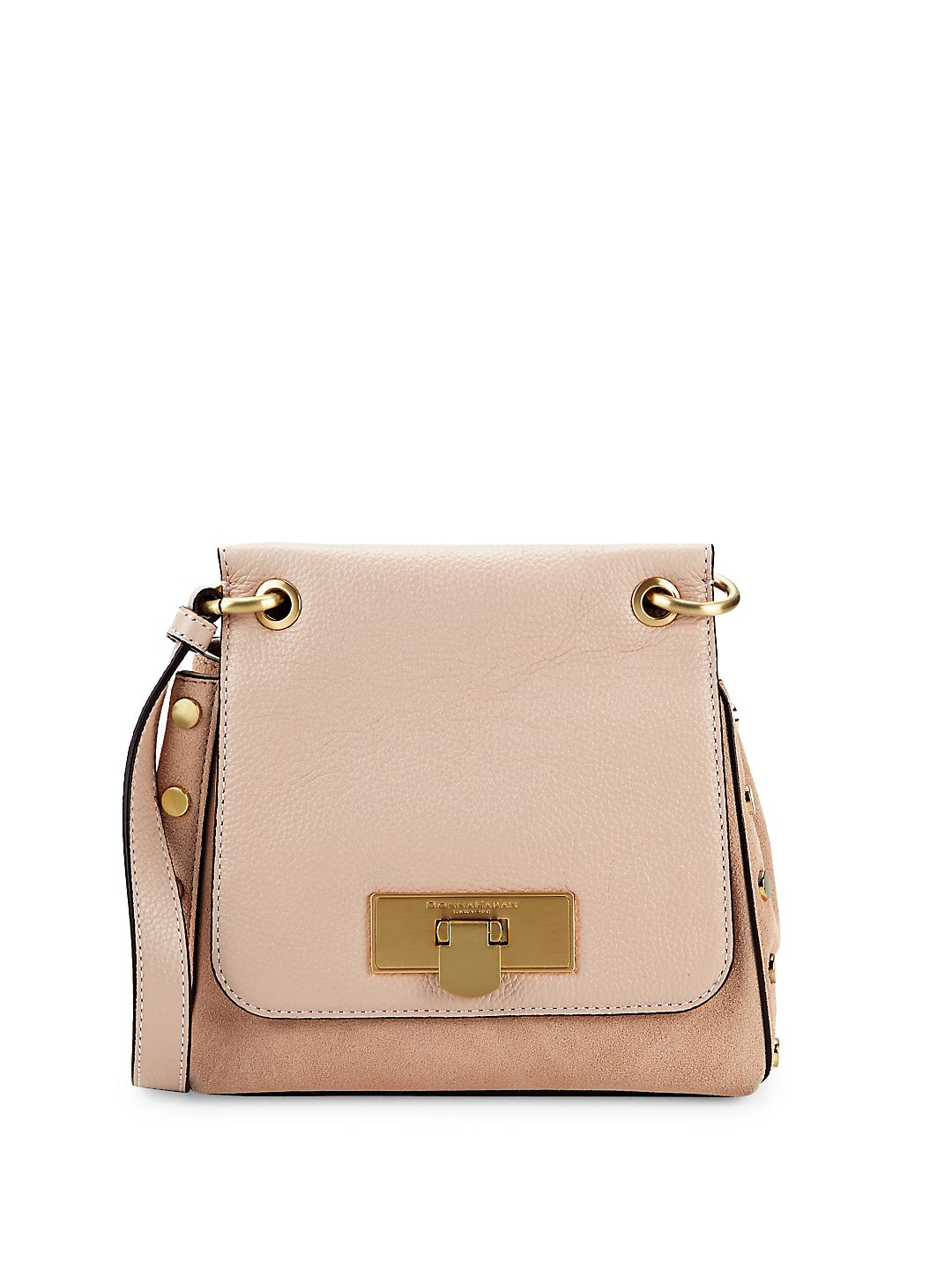 Baylee Leather Crossbody