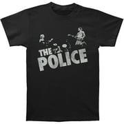 Police Men's  Zenyatta Trio T-shirt Black