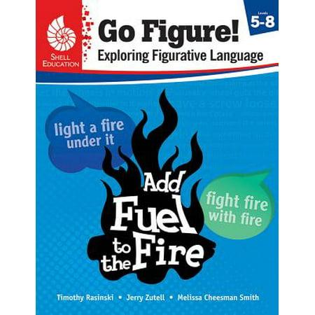 Go Figure! Exploring Figurative Language, Levels - Halloween Figurative Language Worksheets