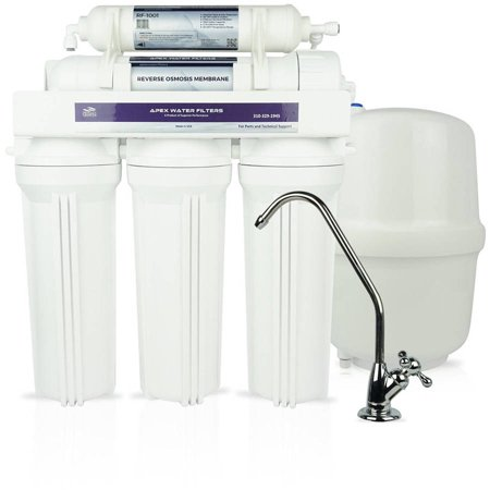 Aphex Systems (APEX MR-5050 5 Stage Reverse Osmosis Drinking Water)