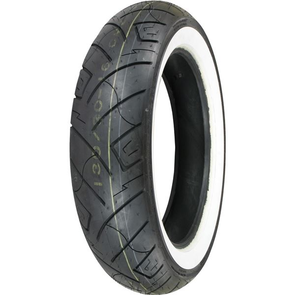 120/70-21 Shinko 777 White Wall Front Tire