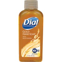 Dial, DIA06059, Original Gold Antimicrobial Liquid Soap, 48 / Carton, Orange