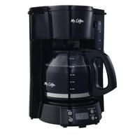 Product Image Mr Coffee 12 Cup Programmable Maker Black Bvmc Evx23