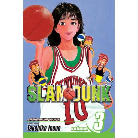 Slam Dunk, Vol. 3