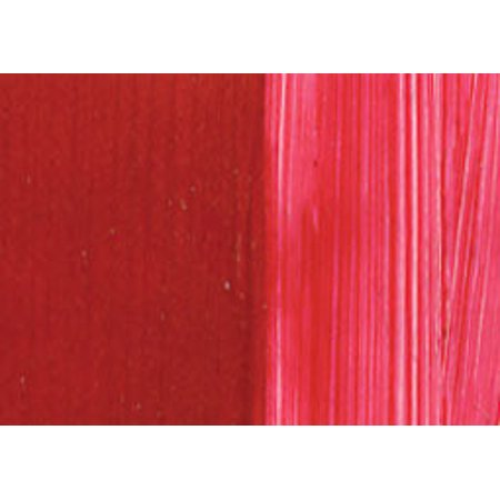 Wilson Bickford Signature Series Collection of Artist Oil Paint High Quality Heavy Body Professional Artist Oil Colors Paint - 150 ml Tube - Red Rose Deep