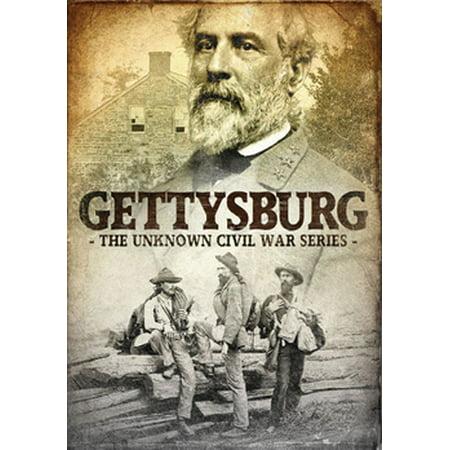 Gettysburg: The Unknown Civil War Series (DVD)