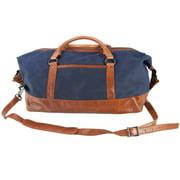 Ashworth Limited Edition Waxed Canvas/Leather Duffle Bag (Medium-Large Size) -