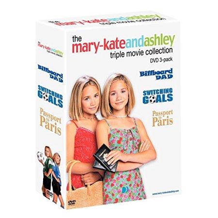 Mary Kate And Ashley Halloween Movie (The Mary-Kate and Ashley Triple Movie Collection)