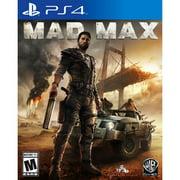 Warner Bros. Mad Max for PlayStation 4