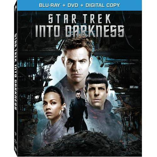 Star Trek: Into Darkness (Blu-ray + DVD) by Paramount Home Entertainment