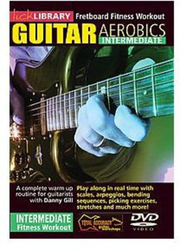 Guitar Aerobics-Intermediate by HAL LEONARD CORP