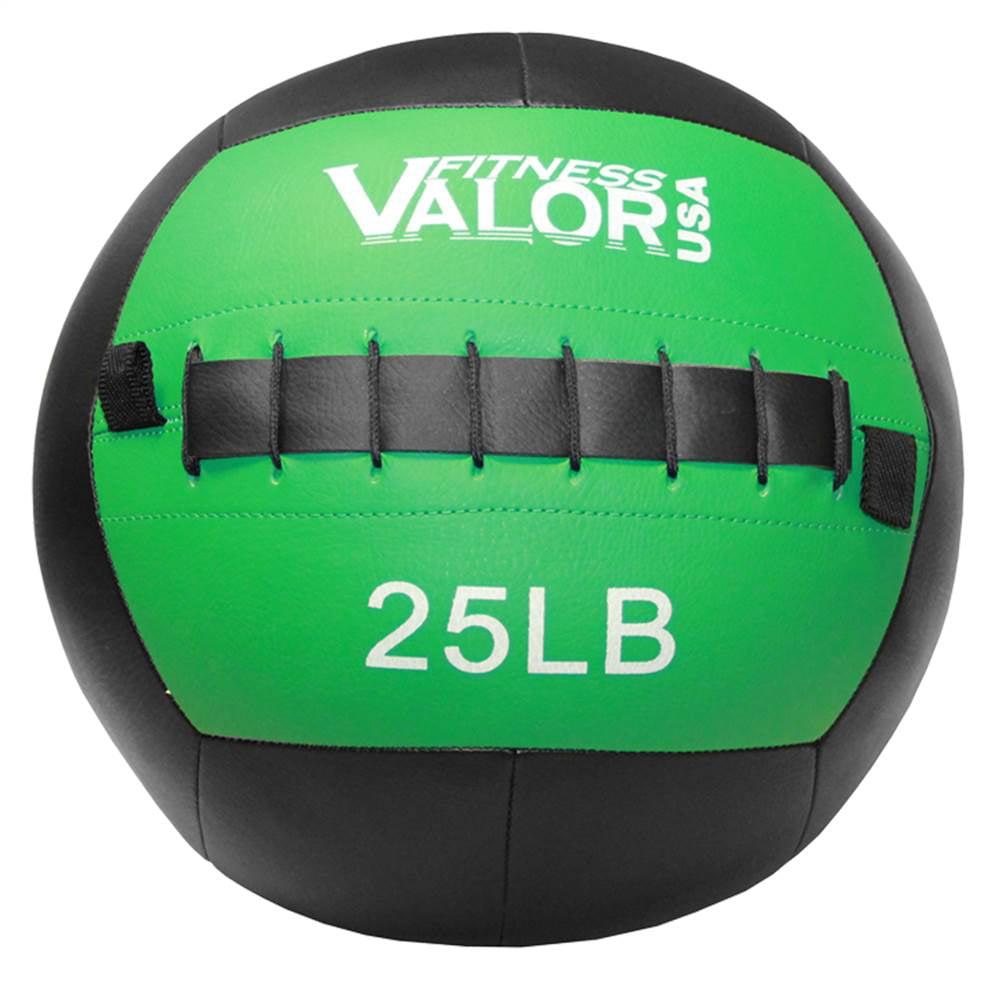 25 lbs. Wall Ball in Black
