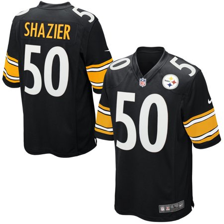 buy popular 8dcab 6d52c Nike Ryan Shazier Pittsburgh Steelers FC ENERGY Youth Game Jersey Black