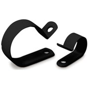 """1/2"""" Poly Cable Clamp, 12-Pack Gardner Bender Staples PPC-1550UVB 032076896003"""