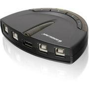4PORT USB 2.0 AUTOMATIC PRINTER SWITCH AUTOMATICALLY