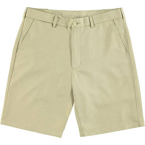 Ben Hogan Men's Performance Solid Flat Front Shorts