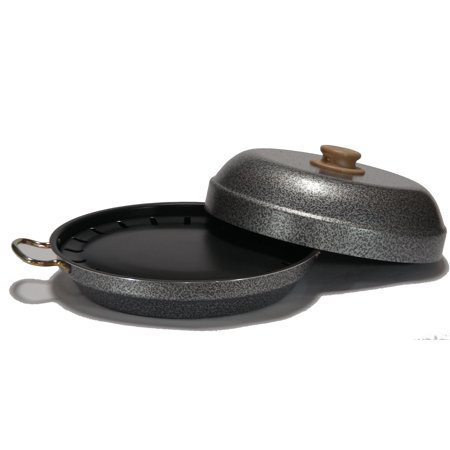 5 Piece Pop (Grill indoors or outdoors with reduced fat and flavor infused cooking right on your own stovetop or campsite with our 5 piece non-stick Maxie Pop)