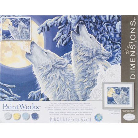 Paint Works Paint By Number Kit 14