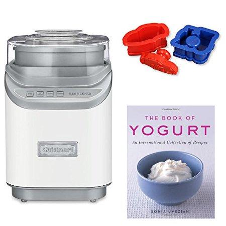 cuisinart ice cream maker instructions video