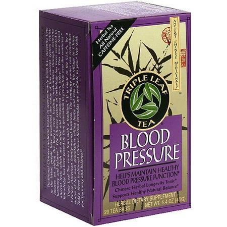 Triple Tea Leaf Blood Pressure Tea, 1.4 oz (Pack of