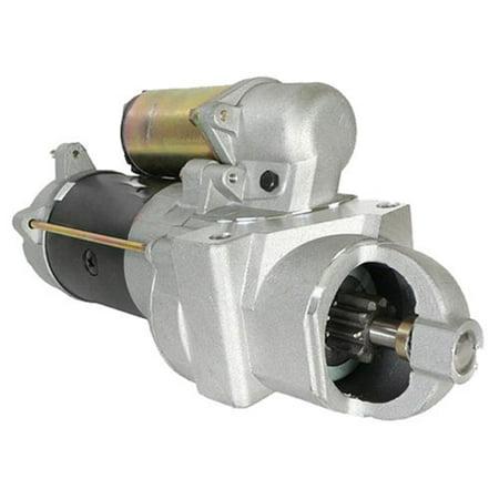 DB Electrical SNK0033  Starter For 24 Volt Chevrolet Gmc Diesel Applications Blazer C K G P Series Suburban Tahoe Jimmy Sierra Yukon 6.2 6.2L 6.5 6.5L 89 90 91 92 93 94 95 96 97 98 99 00 01