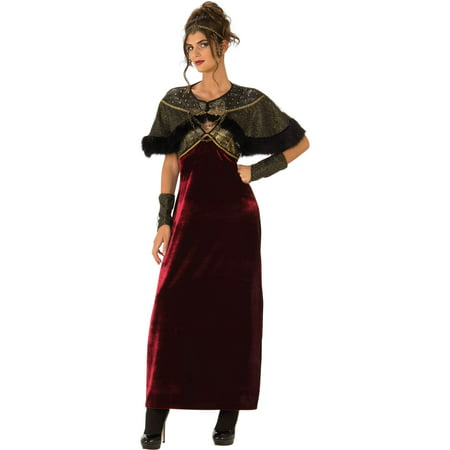 Womens Medieval Lady Halloween Costume - Medieval Stockade