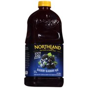 Northland 100% Blueberry Blackberry Acai Juice, 64 Fl. Oz.