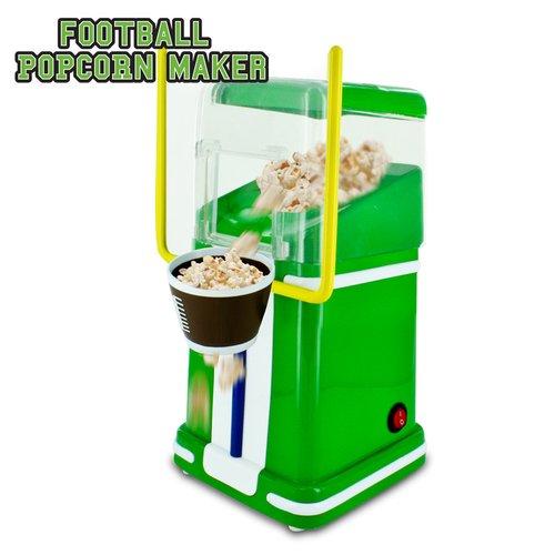 Smart Planet Football Style Sports Popcorn Popper
