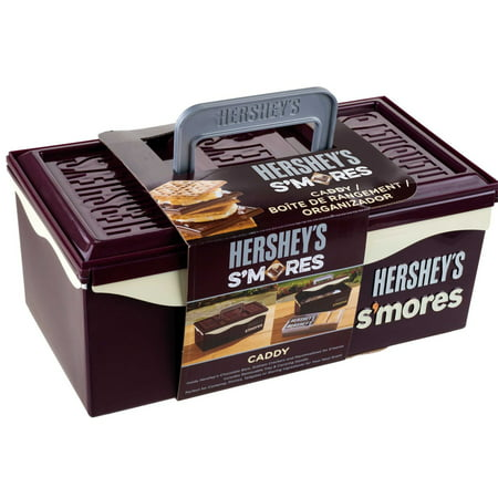 Halloween S'mores In A Jar Recipe (Mr. Bar-B-Q Hershey's S'Mores)