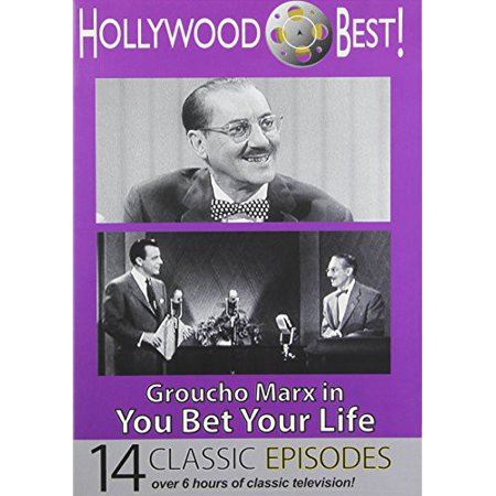 Hollywood Best: Groucho Marx in You Bet Your Life