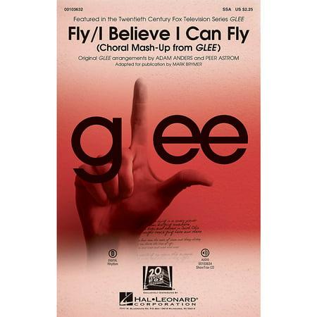 Hal Leonard Fly/I Believe I Can Fly (Choral Mash-up from Glee) SSA by Nicki Minaj arranged by Adam Anders - Nicki Minaj Costume Halloween