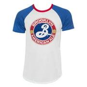 Men's Brooklyn American Ale Baseball T-Shirt